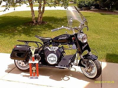 Cushman : Silver Eagle 1963 cushman scooter