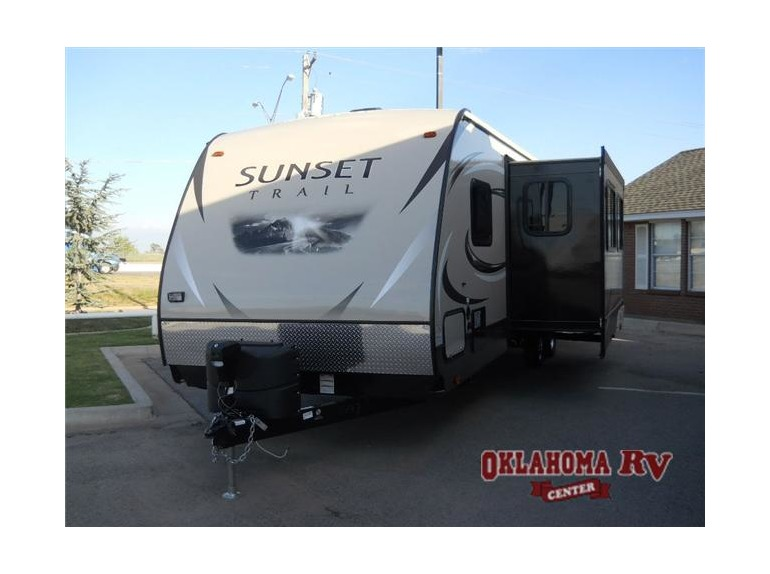 2015 Crossroads Rv Sunset Trail Super Lite ST300BH