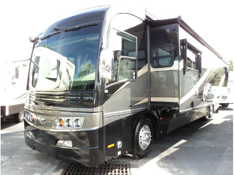 2010 Fleetwood Rv American Eagle 42M