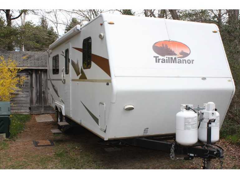2011 Trailmanor Elkmont