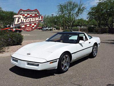 Chevrolet : Corvette ZR-1 1990 lingenfelter zr 1 corvette