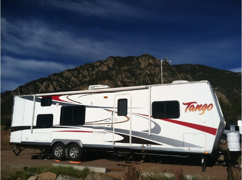 2010 Pacific Coachworks Tango 299BHS KSO