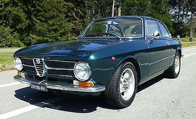 Alfa Romeo : Other GT 1600 Junior Rare RHD 61K Kilometers Original 1600cc Engine Service Records Excellent Driver
