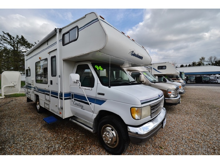 1996 Coachmen Catalina 220RK