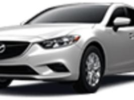 New 2015 Mazda MAZDA6