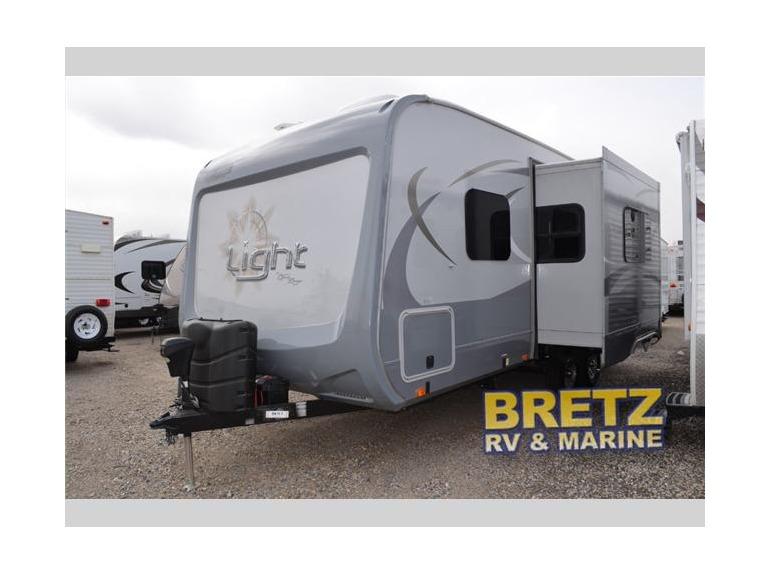 2015 Open Range Rv Light LT216RBS