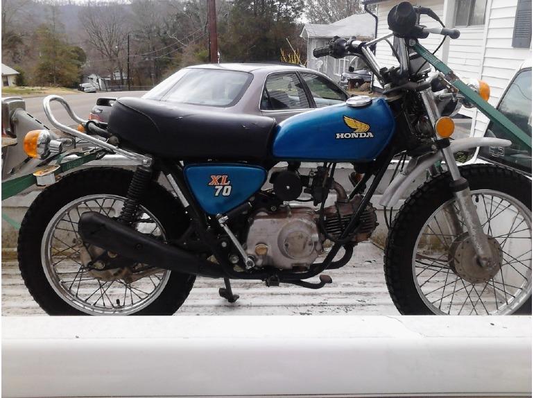1975 Honda Xl