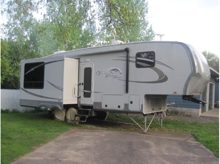 2012 Open Range Roamer 316RLS
