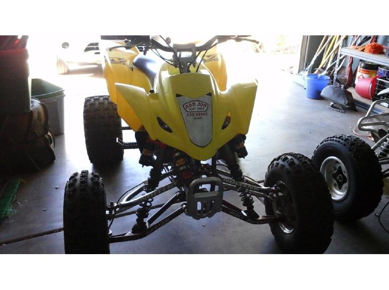 2007 Suzuki Quadsport Z400
