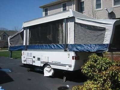 Fleetwood Pop Up Camper