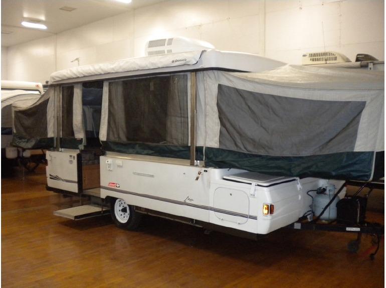2001 Coleman Fleetwood Pop Up Camper Rvs For Sale