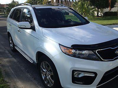 Kia : Sorento  SX Limited 2013 kia sorento sx sport utility 4 door 3.5 l