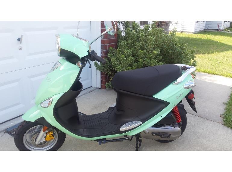 2014 Genuine Scooter Company Buddy 50