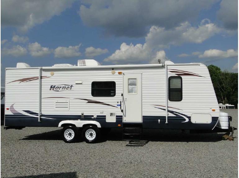 2009 Keystone Hornet 26RBS