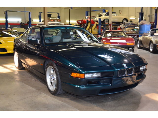 BMW : 8-Series 850 CSI **ONLY 30K MILES FROM NEW **COLLECTOR OWNED