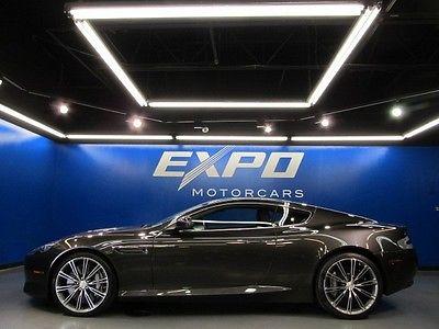 Aston Martin : Other Base Coupe 2-Door Aston Martin Virage V12 Coupe LOW MILES 2K Navigation Parktronic BANG & OLUFSEN
