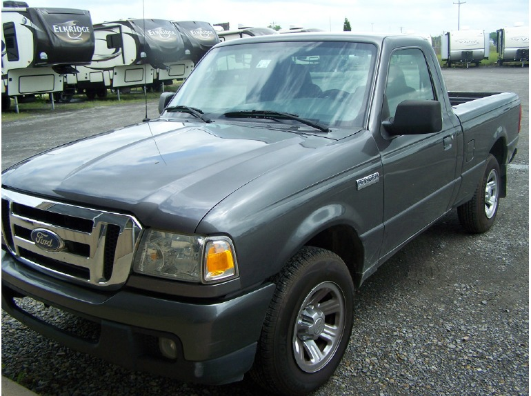 2007 Ford Fu model
