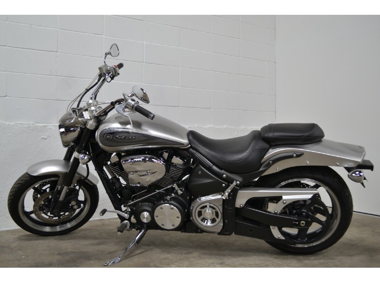 Yamaha warrior 1700 motorcycles for sale for Yamaha warrior for sale