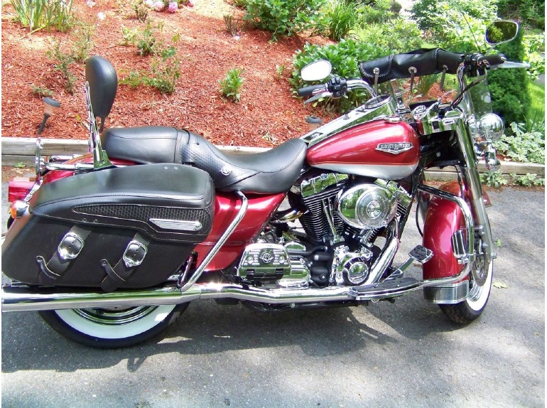 Harley Davidson Road King Clic motorcycles for sale in East ...