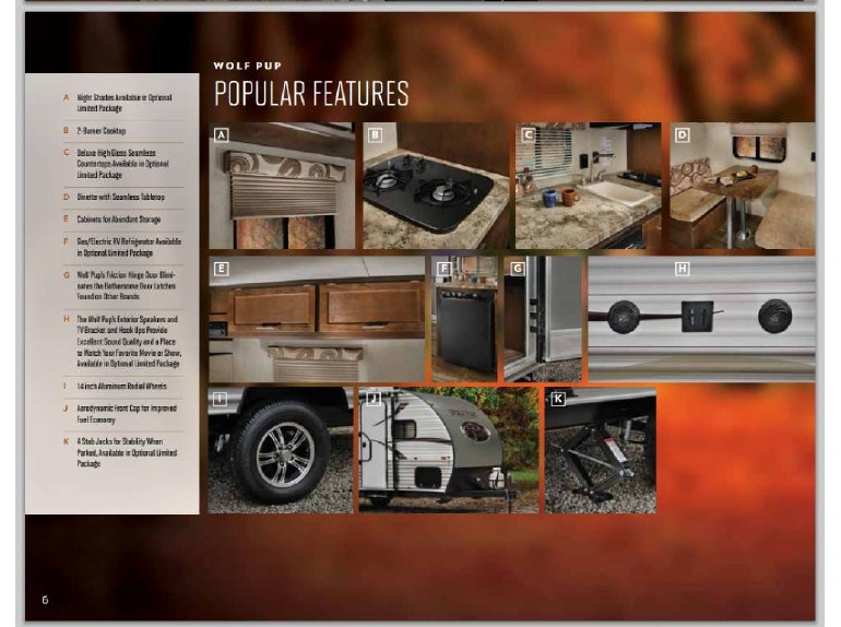 Forest River Wolf Pup Rvs For Sale In Arizona