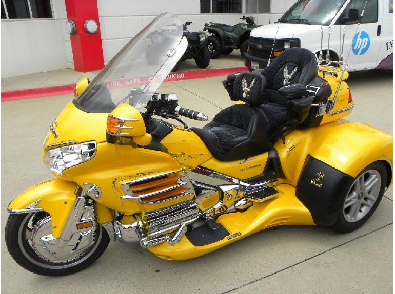 2001 California Side Car Honda GL1800 Goldwing