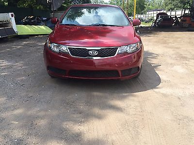 Kia : Forte ex 2011 kia forte sedan model 61 k rebuilt title low miles