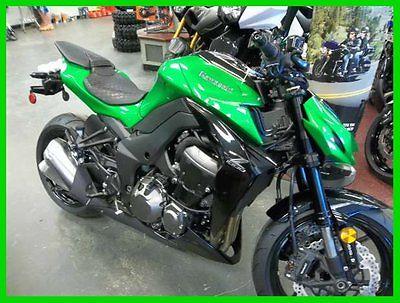 Kawasaki : Other New 2015 15 Kawasaki Z1000 Z 1000 ABS green motorcycle OTD Price No Fees