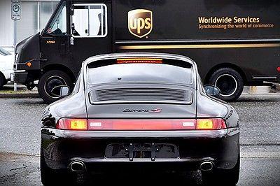 Porsche : 911 Carrera 4S Porsche 1998 911 Carrera 4S, 993 / last of air cooled Manual 6 speed