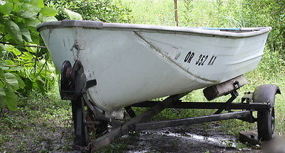 Vintage aluminum boats boats for sale for 12 foot fishing boat