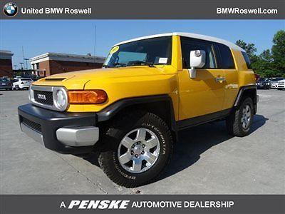 United Bmw Roswell >> Toyota Fj Cruiser cars for sale in Roswell, Georgia