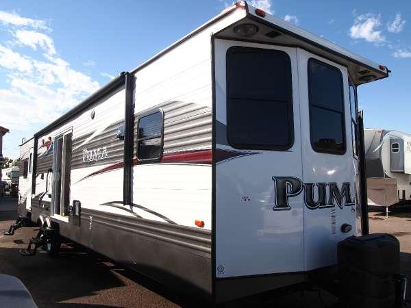 2015 Puma 39-PFK