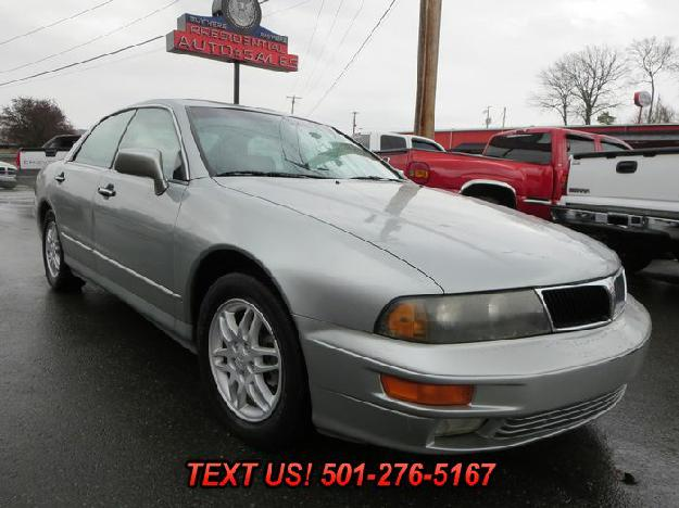 2001 Mitsubishi Diamante LS - Presidential Auto Sales, Hot Springs Arkansas