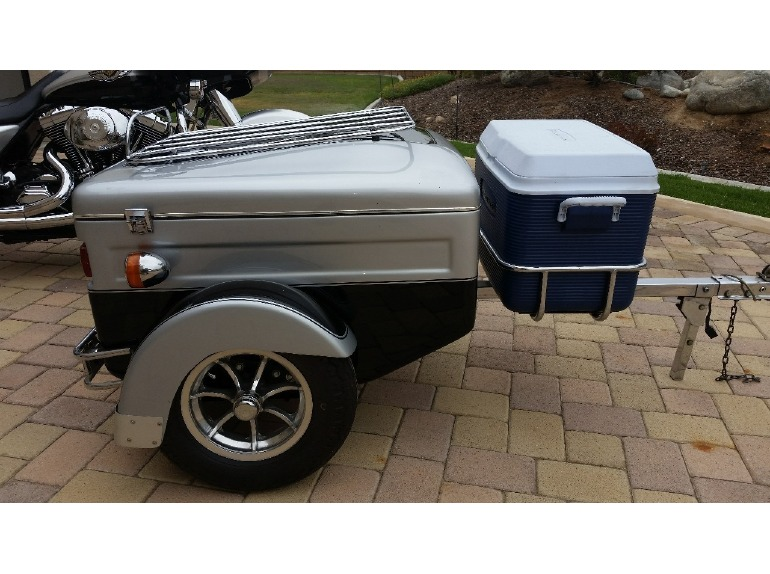 1995 Custom Motorcycle Trailer
