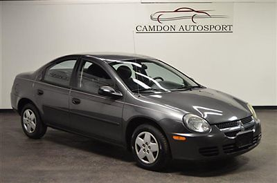 Dodge : Neon 4dr Sedan SE 2 owners 0 accidents local buy auto trans 0 problems nice all over trades