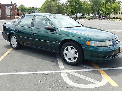 Ford : Taurus SHO Sedan 4-Door 1994 ford taurus sho mtx