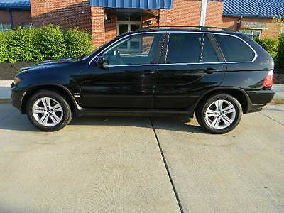 BMW : X5 X5 4.4L 56 345 new 1 ownr 4.4 l premium rear climate coldweather pkgs southern owned 55 k