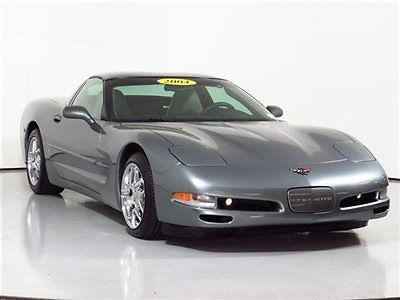 Chevrolet : Corvette 2dr Coupe 2004 chevrolet corvette coupe