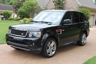 Land Rover : Range Rover SC Limited Edition with Range Rover Certified Warr Supercharged Limited Edition with Range Rover Certified Extended Warranty $79995