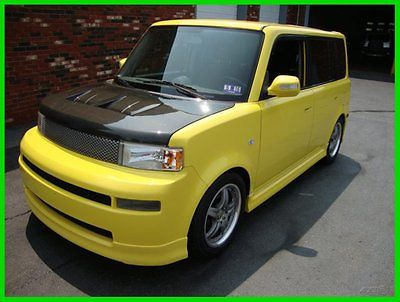 Scion : xB Base Wagon 4-Door 2005 used 1.5 l i 4 16 v automatic fwd sedan