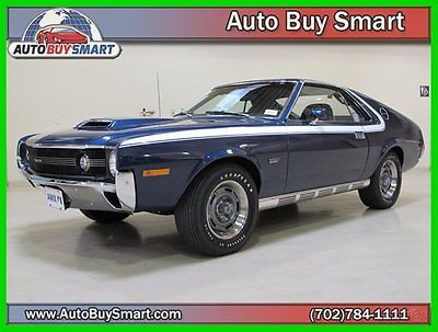 Other Makes : Amx 1970 american motors amx