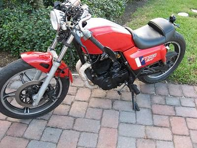 Honda : Other 1983 honda ascot ft 500 cafe racer ready to ride