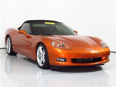 Chevrolet : Corvette 2dr Convertible 2007 chevrolet corvette convertible