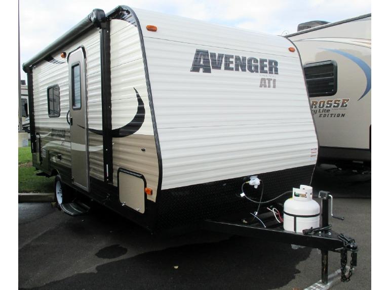 2015 Prime Time Rv Avenger 17QB