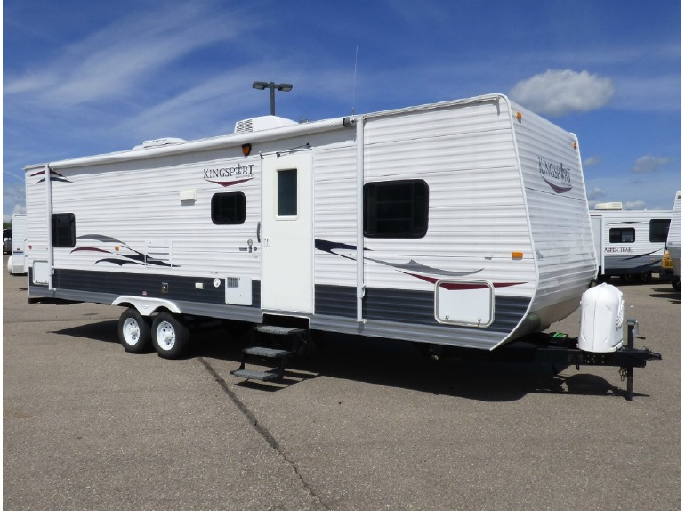 2010 Gulf Stream Rv Kingsport 301 TB