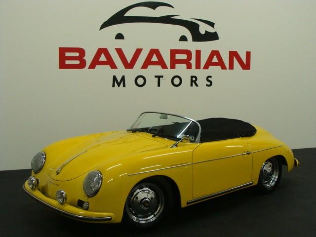 Porsche 356 cars for sale in houston texas for Smart motors inc houston tx