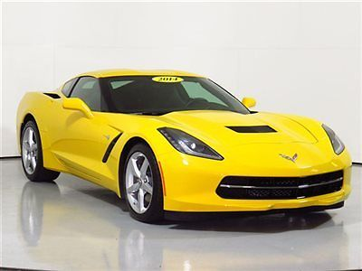 Chevrolet : Corvette Stingray Coupe 2-Door Chevrolet Corvette Stingray LT3