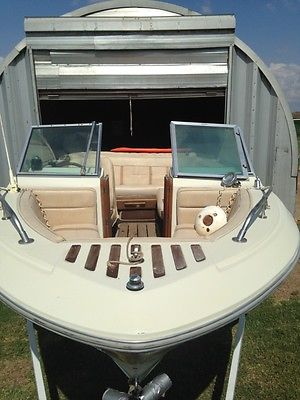 Cobalt Fishing & Ski Boat. Boat is 19Ft with Depth Finder and stereo system