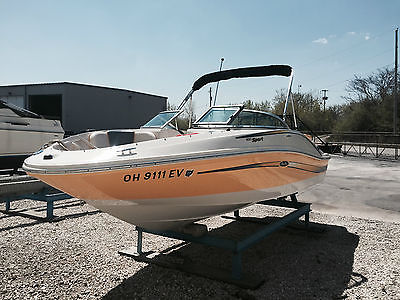 2007 Searay 185 Sport  WITH TRAILER