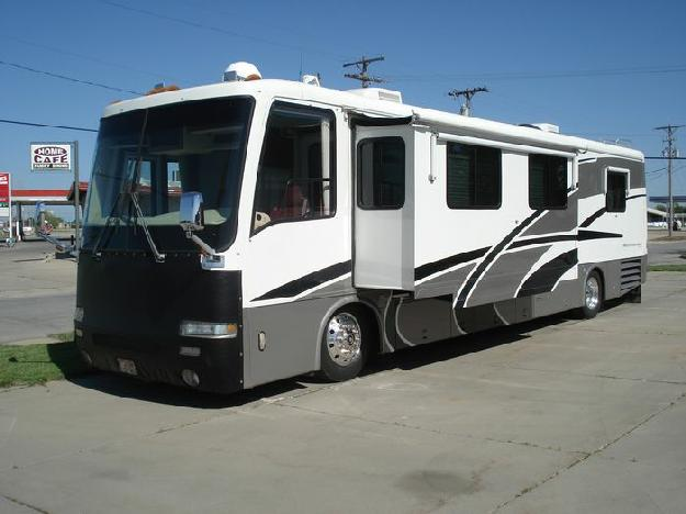 2000 MOUNTAIN AIRE M-4080 SPARTAN 35HP DIESEL PUSHER 40' - Agler Motor Company, Emporia Kansas