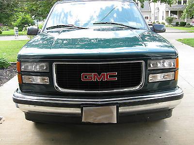 GMC : Sierra 1500 SL 1996 gmc sierra sl regular cab pickup truck